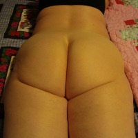My wife's ass - Resting Wife