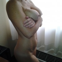 Large tits of my wife - sue
