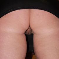 My ass - pierced Tini