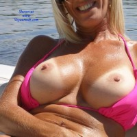 Sexy Boobs - Big Tits, Public Place