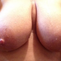My very large tits