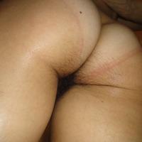My girlfriend's ass - moglie
