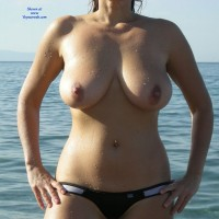 A Hot Summer - Mature, Big Tits, Beach