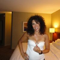 Medium tits of my girlfriend - Lorcha