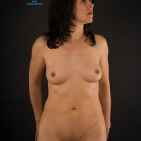 Studio Shots - Brunette, Mature