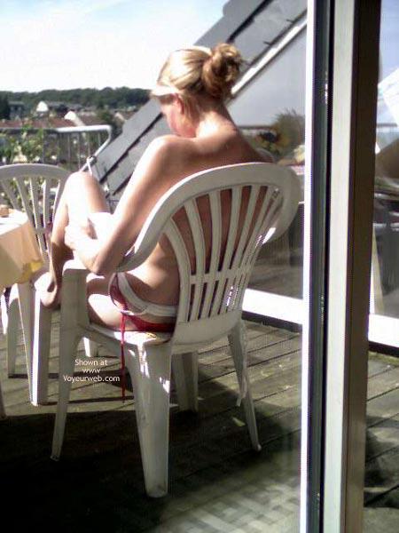 Pic #1 - Andrea Auf Der Terrasse