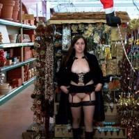 Cadeau de Noël - Big Tits, Lingerie