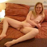 Sexy Caz - Blonde, Mature