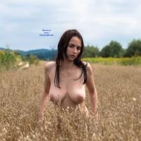 J in The Field - Brunette, Brunette, Brunette