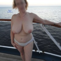 Fun at Sea - Big Tits, Mature
