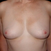 Medium tits of my wife - wife