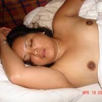 Small tits of my girlfriend - j