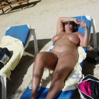 Beach Beauty - Beach, Big Tits, Mature