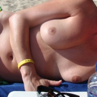 Medium tits of my wife - MrsL