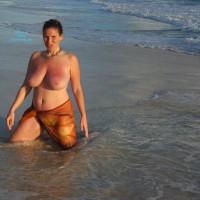 LisaJane in Saint Martin - Beach