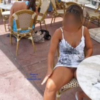Babe - Public Exhibitionist, Public Place