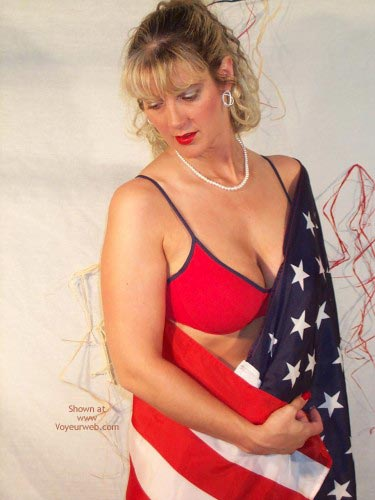 Pic #1 - Red, White And Blue