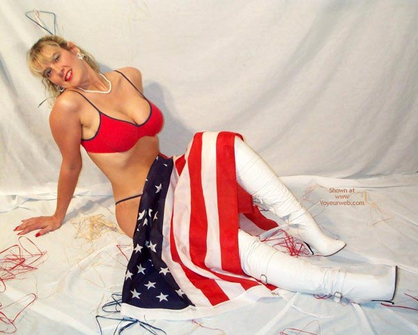 Pic #3 - Red, White And Blue