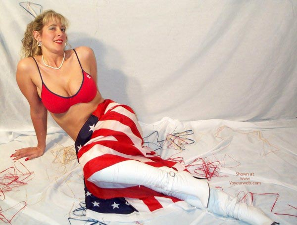 Pic #4 - Red, White And Blue