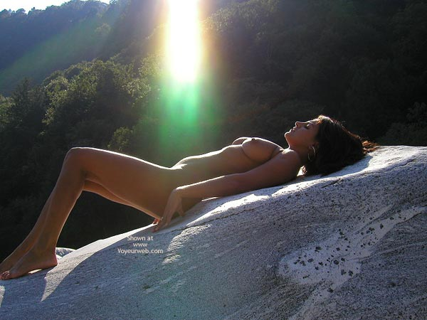 Pic #3 - Vanessa- The Rocks