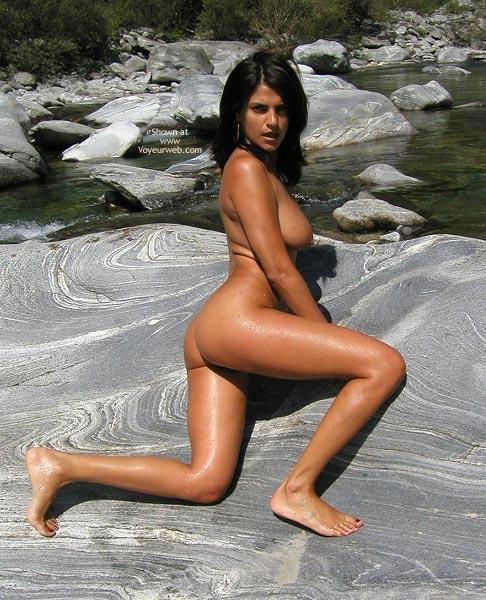 Pic #4 - Vanessa- The Rocks
