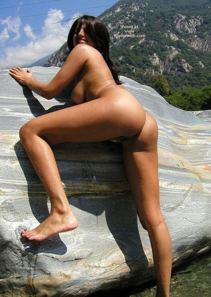 Pic #6 - Vanessa- The Rocks
