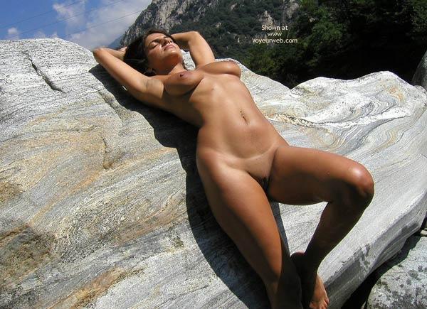 Pic #7 - Vanessa- The Rocks