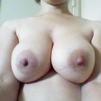 Large tits of my ex-girlfriend - Shannon Adams