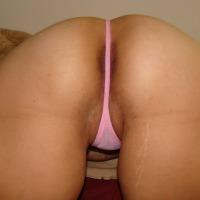 My girlfriend's ass - CG