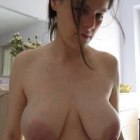 My very small tits - liz