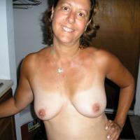 Medium tits of my ex-girlfriend - Mature MILF