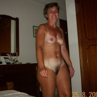 My small tits - wife