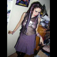 Goth Isabella Gets Fucked