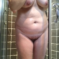 Large tits of my wife - UK Wife