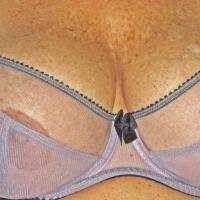 Medium tits of my wife - sue