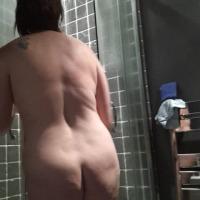 My wife's ass - uk wife