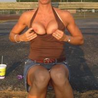 My medium tits - LAS