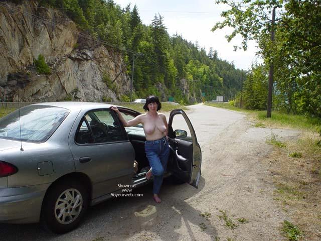 Pic #4 - Tigress Still On The Road