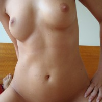 Small tits of my wife - Eve