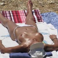 Tanning - Beach