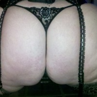 My wife's ass - minkka
