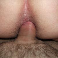 My wife's ass - Nina
