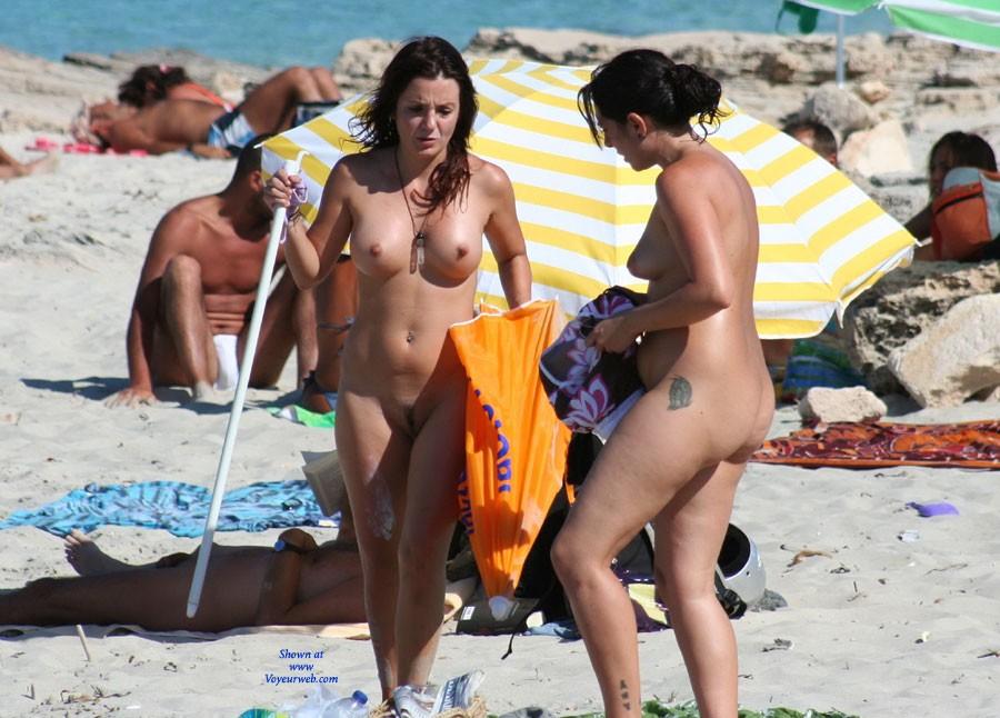 Pic #4 - Formentera Nude Beach - Beach