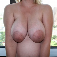 My very large tits - The Mrs
