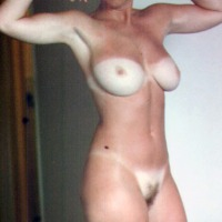 Large tits of my wife - MrsNicesize