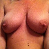 Very small tits of my girlfriend - sj