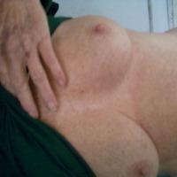 Small tits of my girlfriend - mally