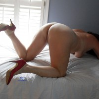 Red is Passion - Mature, Striptease