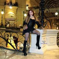 Pleasant Evening - Public Place, Public Exhibitionist