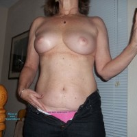 My 57 Year Old Baby - Big Tits, Mature